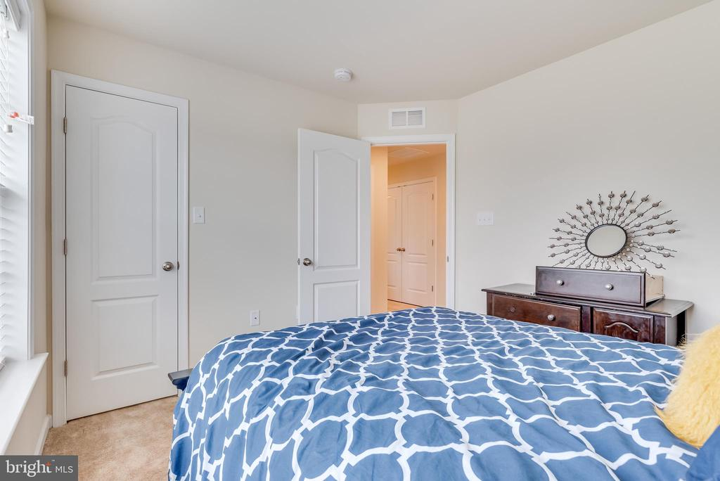 Bedroom 1 - features neutral paint + carpet - 440 FLIGHT O ARROWS WAY, MARTINSBURG