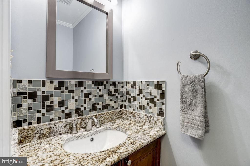 Half Bathroom - Located on Main Level - Beautiful - 1145 N UTAH ST #1145, ARLINGTON