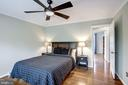 Master Bedroom #1 - Hardwood Floors - 1145 N UTAH ST #1145, ARLINGTON