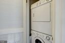 Washer & Dryer Located IN the Home - Upper Level - 1145 N UTAH ST #1145, ARLINGTON