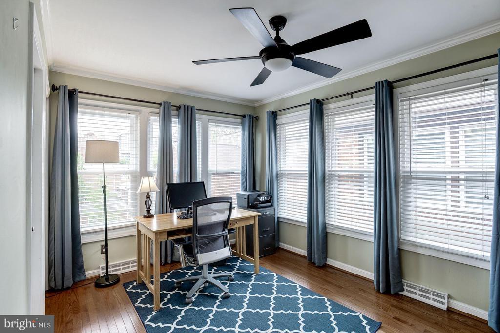 Master Bedroom #2 - TWO Walls of Windows ! - 1145 N UTAH ST #1145, ARLINGTON