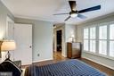 Master Bedroom #1 - Stunning Wall of Windows - 1145 N UTAH ST #1145, ARLINGTON