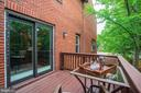 Deck - Very Private - Great for Entertaining! - 1145 N UTAH ST #1145, ARLINGTON