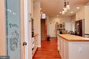 Pantry off of kitchen - 9600 TERRI DR, LA PLATA