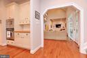 Access great room from kitchen - 9600 TERRI DR, LA PLATA