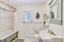 Full Bath on the Second Level - 8 KING CHARLES PL, ANNAPOLIS