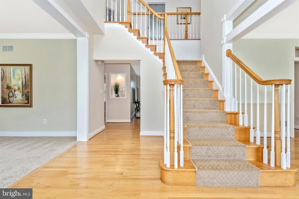 Entry Hallway - 3639 WHEAT MILLER DR, MOUNT AIRY