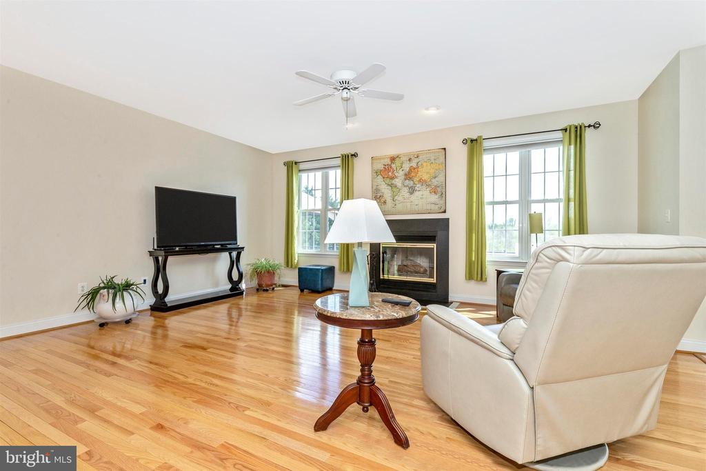 Family Room - 3639 WHEAT MILLER DR, MOUNT AIRY