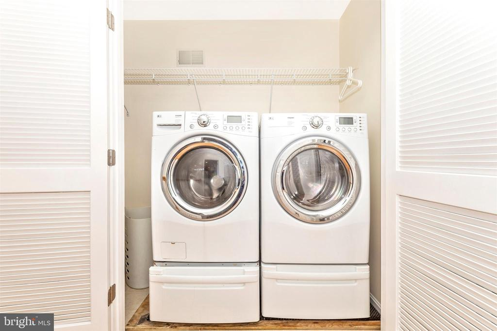 Laundry Area - 3639 WHEAT MILLER DR, MOUNT AIRY