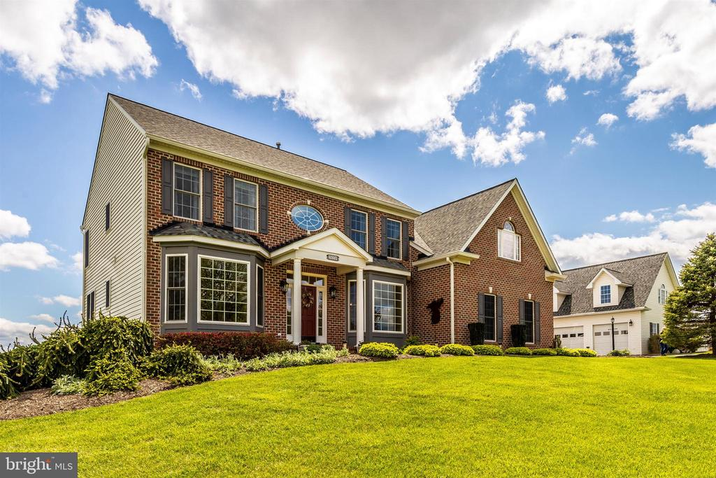 Front Exterior - 3639 WHEAT MILLER DR, MOUNT AIRY