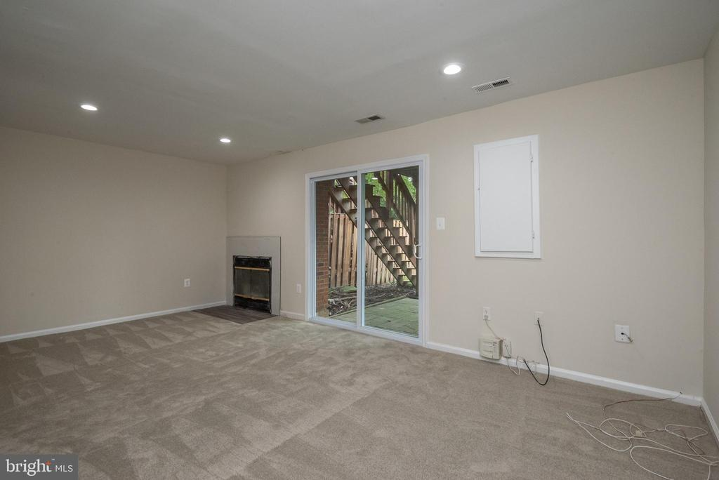 Recreation room in Basement - 14090 RED RIVER DR, CENTREVILLE
