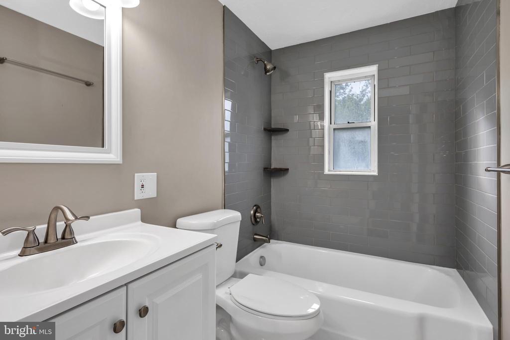 Bathroom renovated in 2019 - 36 S INGRAM ST, ALEXANDRIA