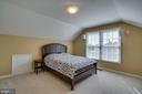 Fifth bedroom in loft - 26022 GLASGOW DR, CHANTILLY