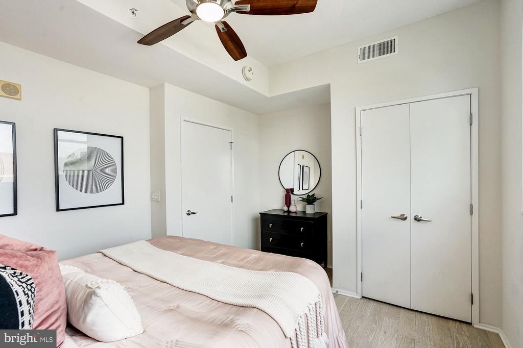 First Bedroom - 3409 WILSON BLVD #504, ARLINGTON