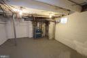 Mechanical Utility Room - 719 NORTH CAROLINA AVE SE, WASHINGTON