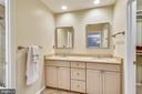 Double Sinks - 9706 FEROL DR, VIENNA