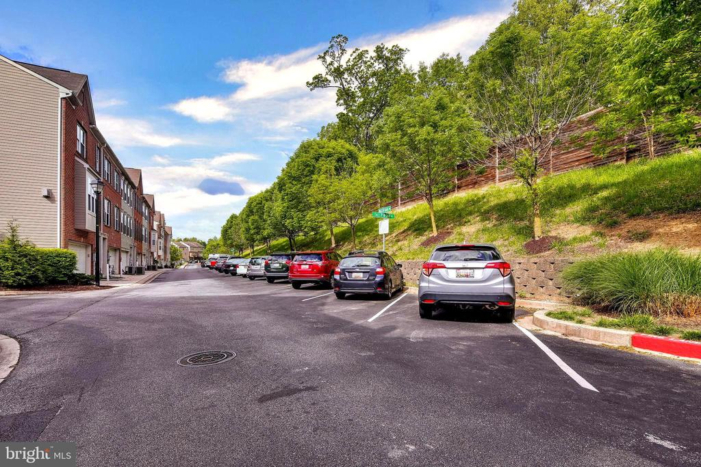 Additional Parking - 7109 SILVERLEAF OAK RD #164, ELKRIDGE
