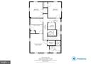 Your Upper Level Floor Plan - 6420 13TH ST NW, WASHINGTON