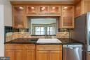 Custom cabinets with lighting - 2150 CHESAPEAKE HARBOUR DR, ANNAPOLIS