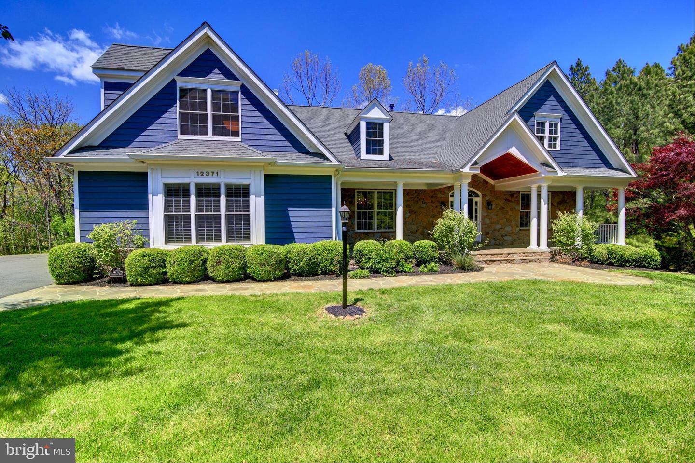 Single Family Homes のために 売買 アット Lovettsville, バージニア 20180 アメリカ