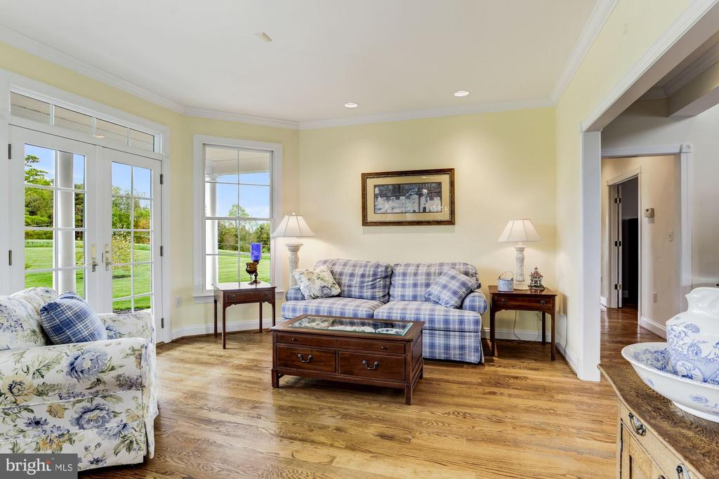 Open Plan Living Room - 6655 DETRICK RD, MOUNT AIRY