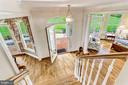 Grand Extra Wide  Stair - 6655 DETRICK RD, MOUNT AIRY