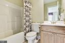 Private Attached Bath to BR 4 - 6655 DETRICK RD, MOUNT AIRY