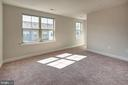 Master suite #2 with abundant morning light - 116 WATERLINE CT, ANNAPOLIS