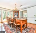 Formal dining room - 200 MAGNOLIA AVE, FREDERICK