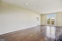 Family Room Wired For Flat Screen - 20622 DUXBURY TER, ASHBURN