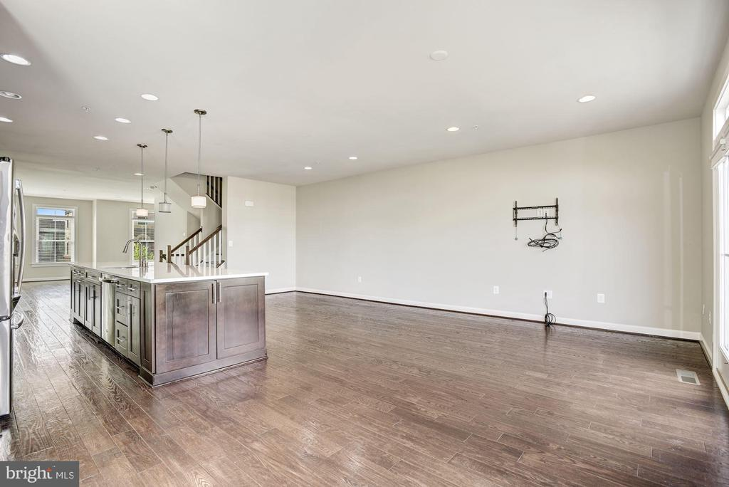 Family Room Wired For Flat Scre - 20622 DUXBURY TER, ASHBURN