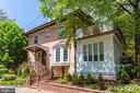 Tudor style manor house - 2 CUMBERLAND CT, ANNAPOLIS