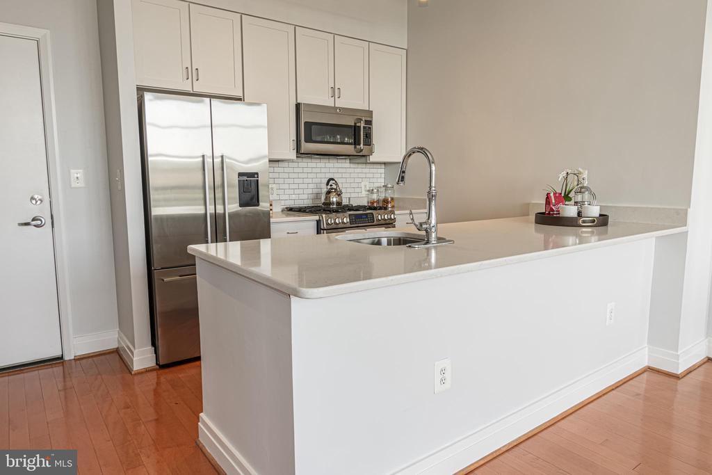 Kitchen - 2020 12TH ST NW #508, WASHINGTON