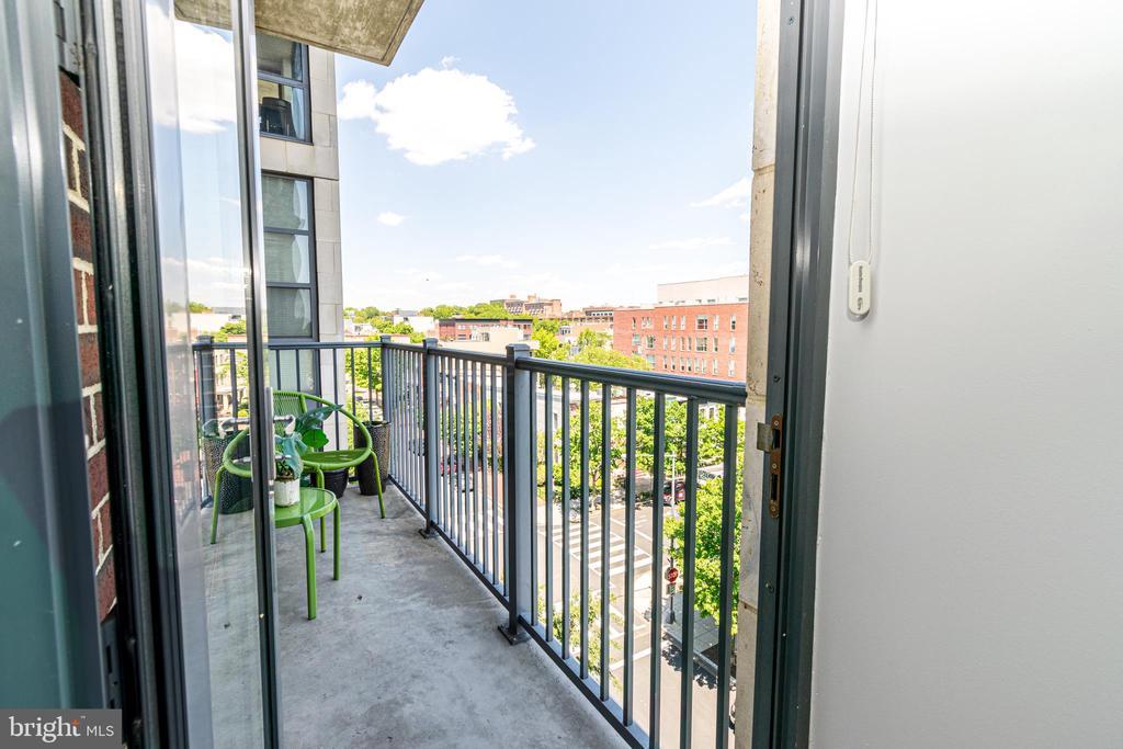 Balcony - 2020 12TH ST NW #508, WASHINGTON
