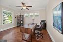 Fourth Bedroom/Office - 7117 EXFAIR RD, BETHESDA