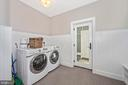 Laundry /  Mud Room - 5606 FOREST PL, BETHESDA