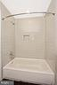 Bath Tub - 5606 FOREST PL, BETHESDA