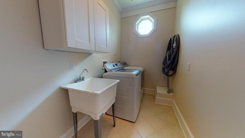 2nd Floor laundry room with central vac - 304 UPPER COLLEGE TER, FREDERICK