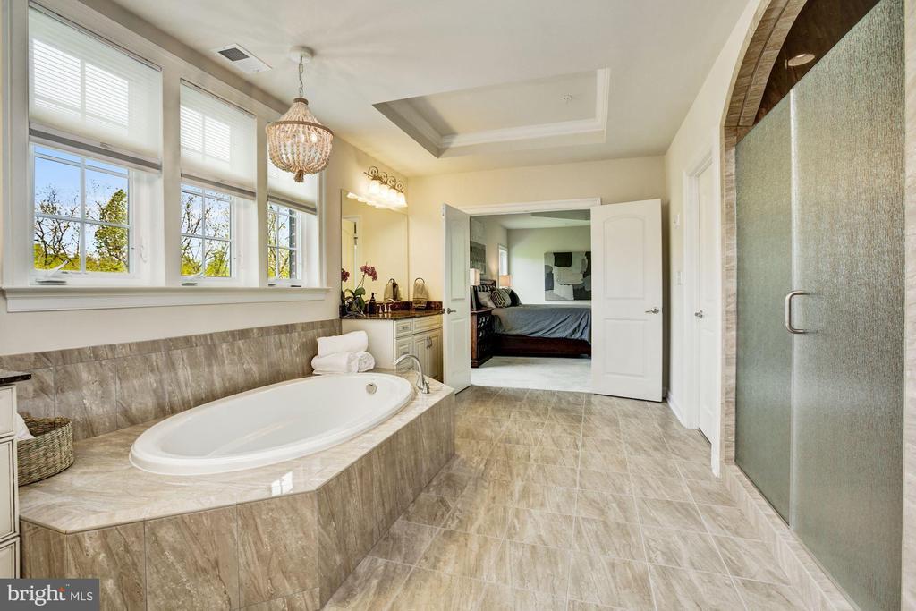 Luxury Bath & Dual Tray Ceilings - 13029 HIGHGROVE RD, HIGHLAND