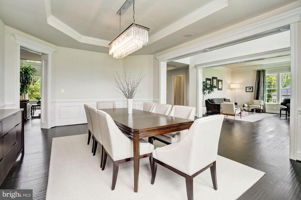 Dining Room - 13029 HIGHGROVE RD, HIGHLAND
