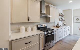 Kitchen - 18537 TRAXELL WAY, GAITHERSBURG