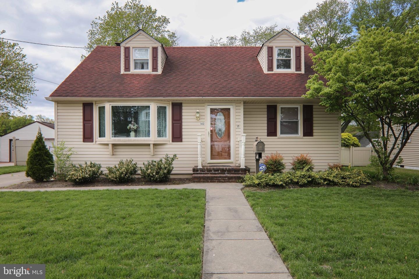 Single Family Homes for Sale at Audubon, New Jersey 08106 United States