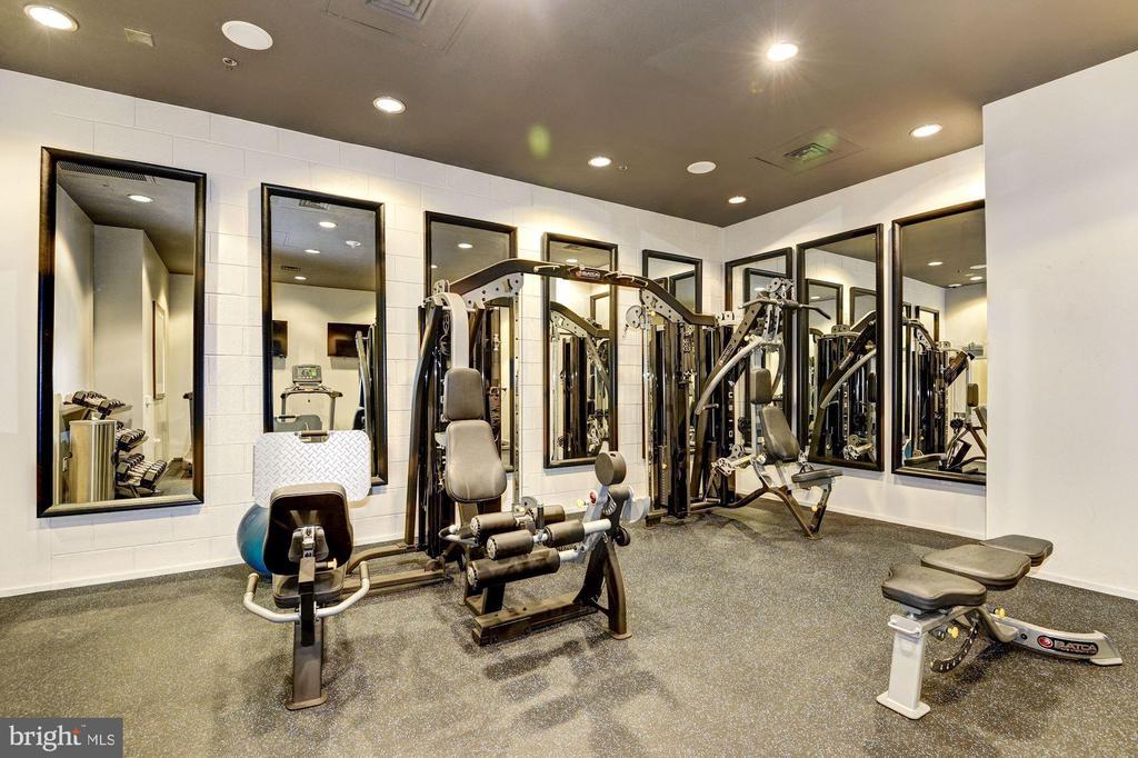First Level Fitness Center - 3409 WILSON BLVD #504, ARLINGTON