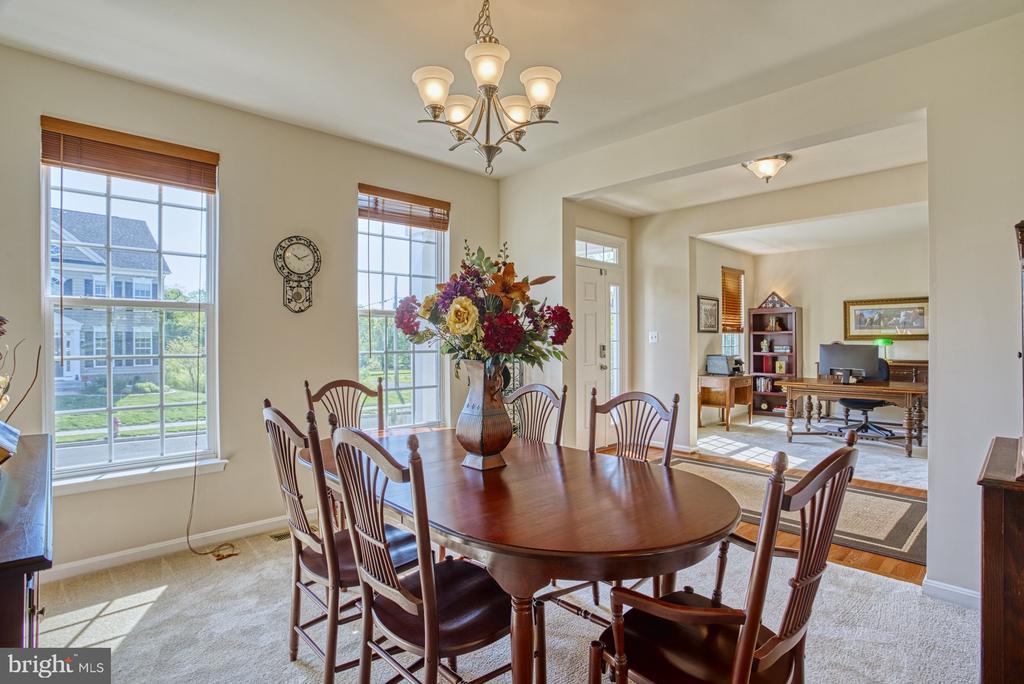 Dining Room - 17663 HAMILTON HEIGHTS CT, HAMILTON