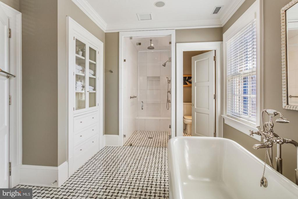 Master Bath - 2163 DUNMORE LN NW, WASHINGTON