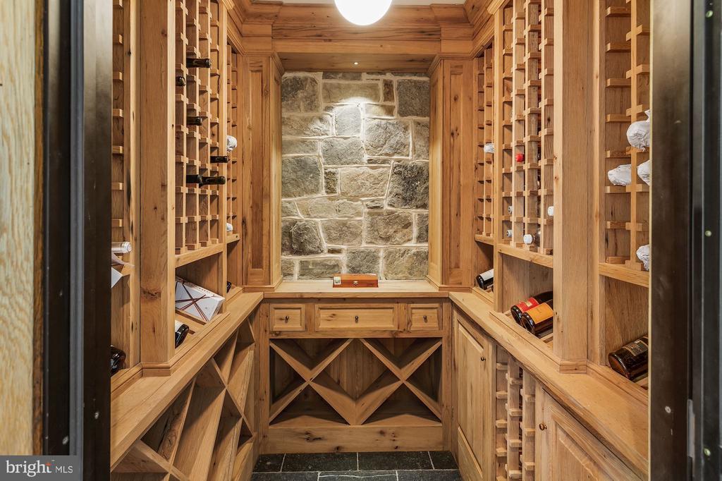 Wine Cellar - 2163 DUNMORE LN NW, WASHINGTON