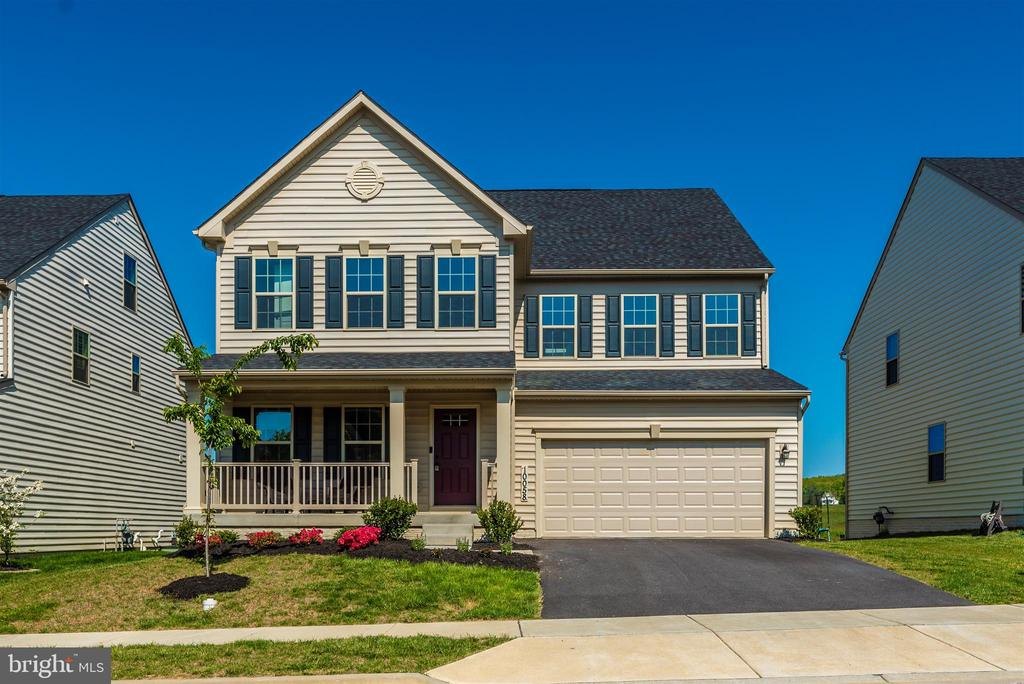 Built in 2018 - 10058 HUTZELL ST, IJAMSVILLE
