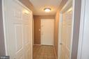 Foyer - 20991 TIMBER RIDGE TER #202, ASHBURN