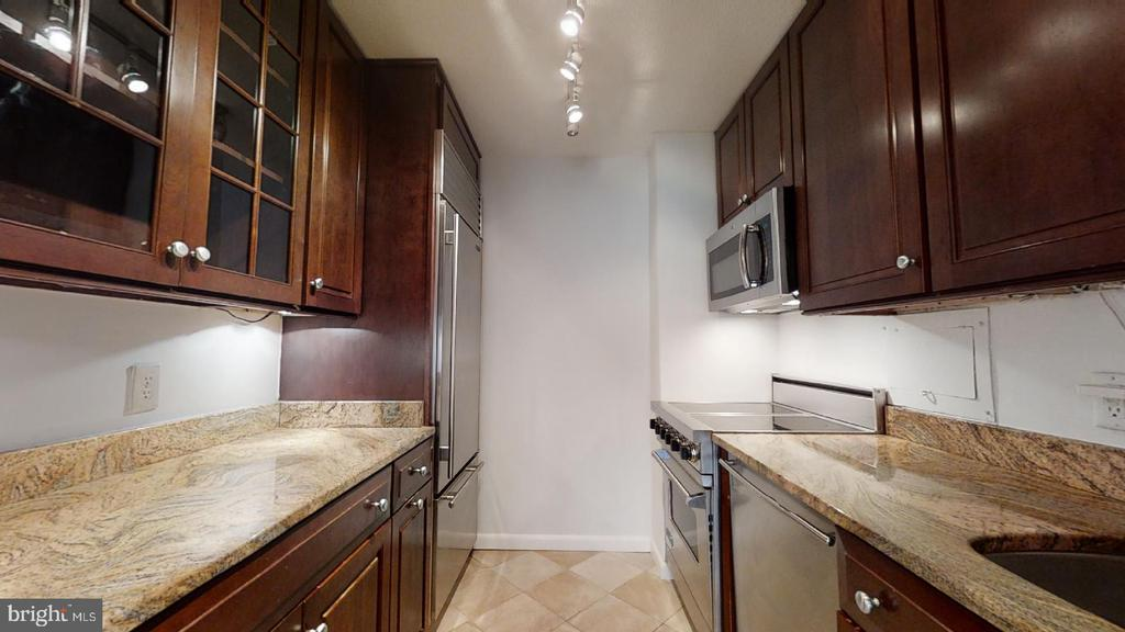Chef inspired Kitchen - 1718 P ST NW #207, WASHINGTON