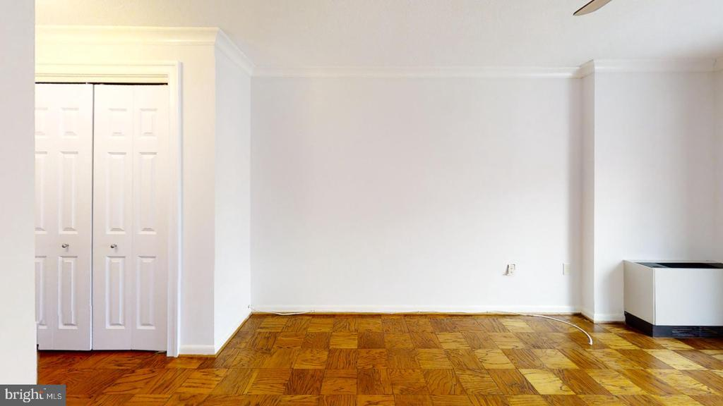 a lots of storage space and closets. - 1718 P ST NW #207, WASHINGTON